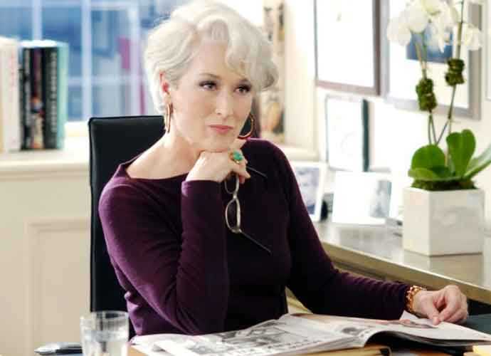 'The Devil Wears Prada' Is Coming To Broadway With Music By Elton John