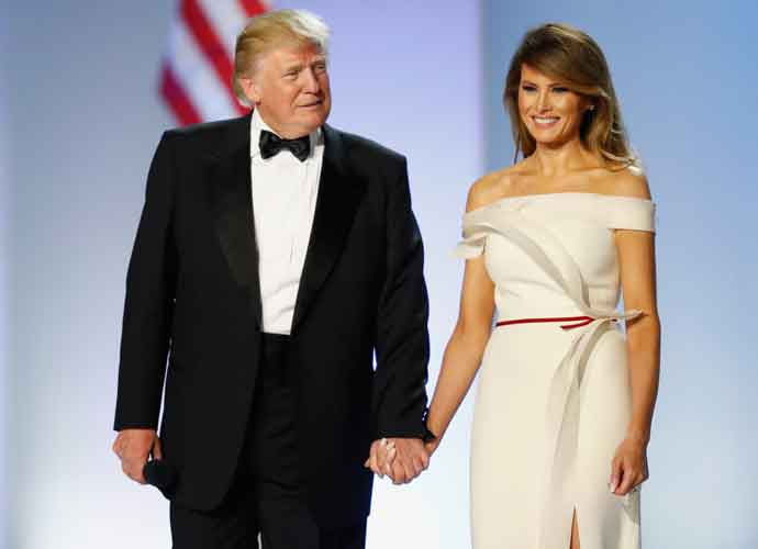 Melania Trump Reportedly Delayed Moving To White House To Renegotiate Prenup With President