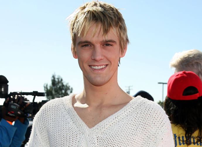 Aaron Carter Arrested For DUI & Drug Possession