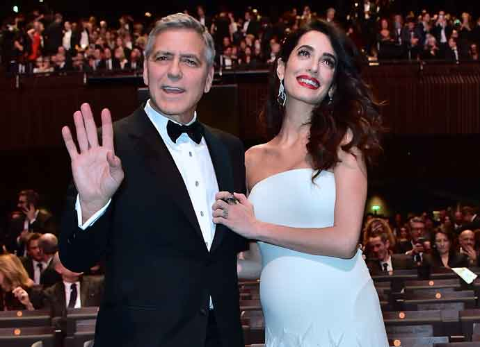 George & Amal Clooney's Foundation To Fund Public Schools For Syrian Refugee Children