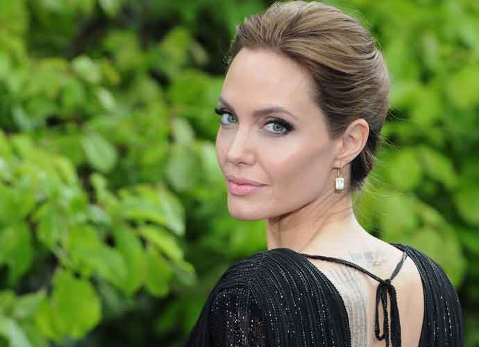 Angelina Jolie Cooks & Eats Tray Of Scorpions With Kids