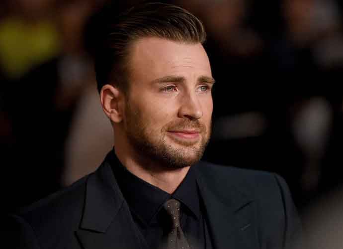 Chris Evans Says NSFW Penis Photo Share Was 'Embarrassing'