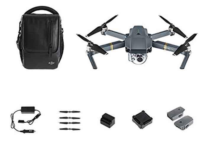 DJI Mavic Pro Review: Small Drone Delivers Big