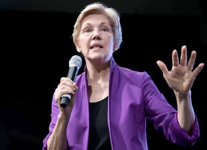 Elizabeth Warren Reads Coretta Scott King Letter On Facebook Live After Being Silenced In Senate [VIDEO]