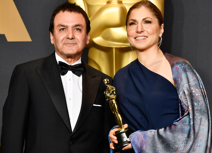 Iranian Director Asghar Farhadi Wins For 'The Salesman,' Anti-Trump Speech Read In Absence
