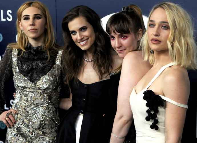 'Girls' Stars Come Out For Season Six Premiere