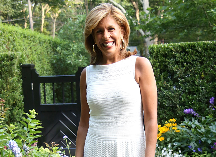 Hoda Kotb Adopts Baby, Names Her Haley Joy