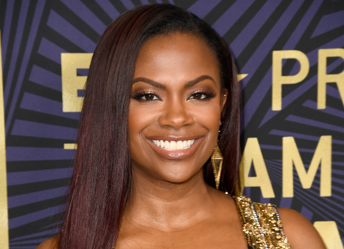 Kandi Burruss, 'Real Housewives Of Atlanta' Star, Claims She Hooked Up With Porsha Williams