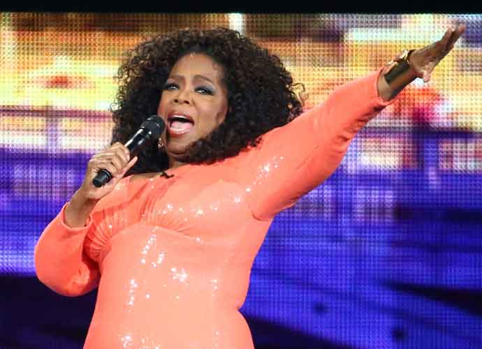 Oprah Winfrey Gives Powerful Golden Globes Speech, Sparks Presidential Run Talk [FULL SPEECH TRANSCRIPT]