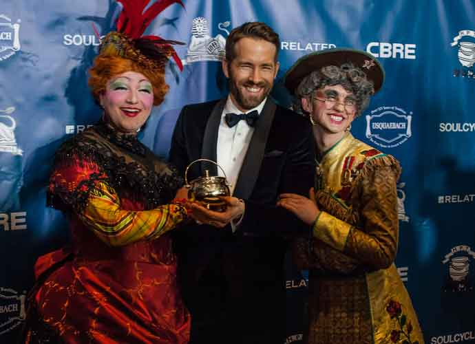 Ryan Reynolds Named Man Of The Year By Hasty Pudding Theatricals