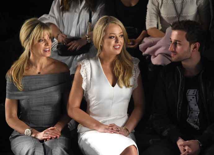 Did Tiffany Trump Sit Alone At New York Fashion Week Event?