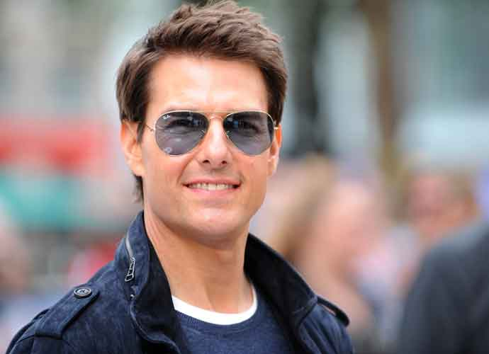 Tom Cruise Sets Out To Make First Movie In Space With NASA