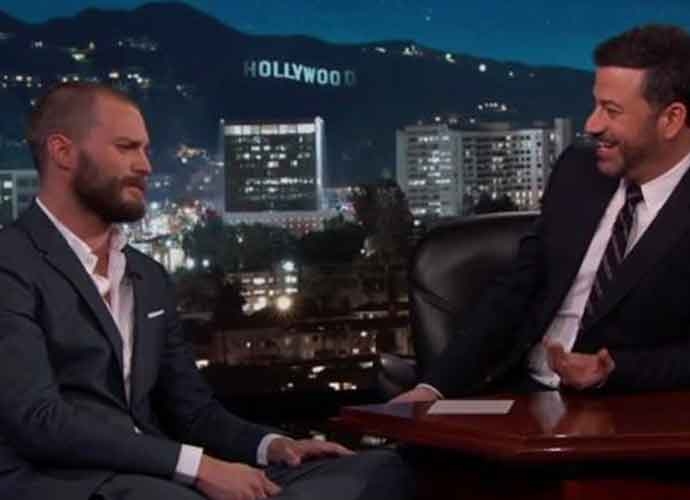 Jamie Dornan Shaves Head After Wrapping 'Fifty Shades Darker'
