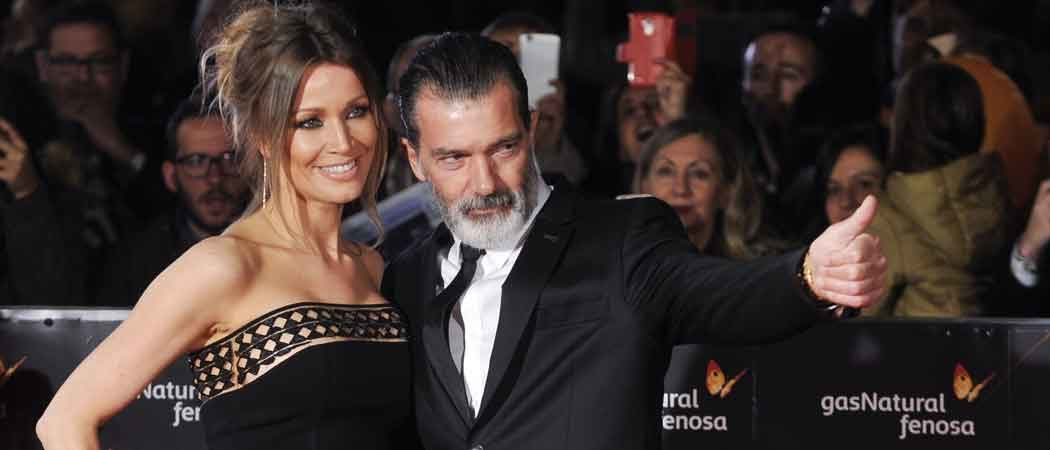 Antonio Banderas Attends Film Festival With Girlfriend Nicole Kimpel, 2 Months After Heart Attack