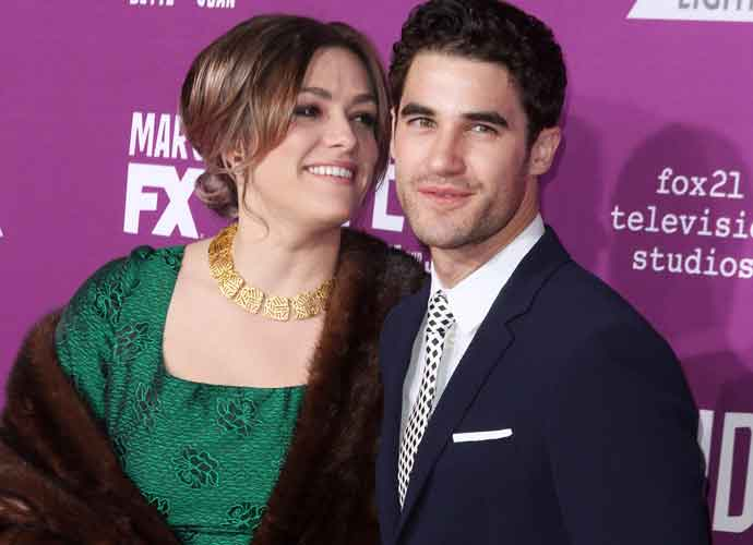 darren and mia dating Congratulations are in order for darren criss and longtime girlfriend mia swier.