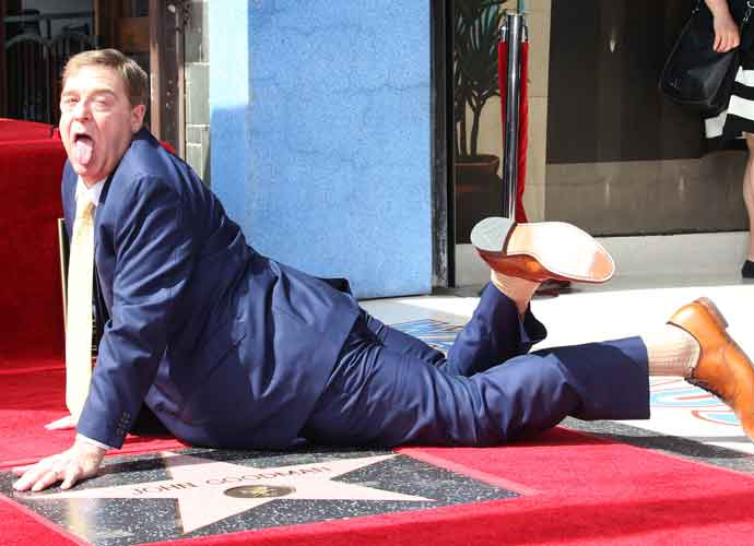 John Goodman Honored With Hollywood Walk Of Fame Star, Jeff Bridges Revives 'Big Lebowski'