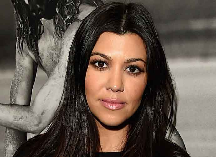 Kourtney Kardashian Poses Nude For 38th Birthday