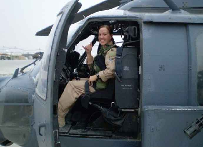 Mary Jennings Hegar Video Interview: On 'Shoot Like A Girl,' Women In Military, Donald Trump
