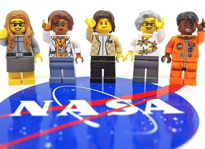 Lego Honors Five Female Scientists With NASA Figures