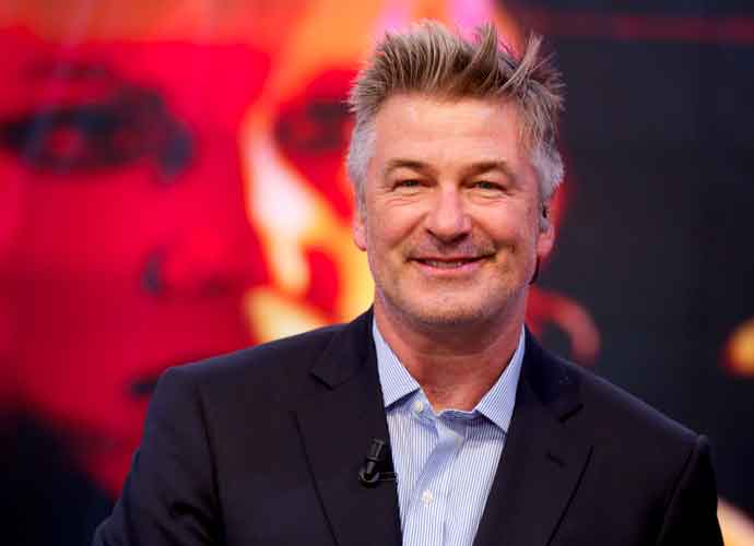Alec Baldwin Is Under Fire For Portraying A Blind Man In Upcoming Film