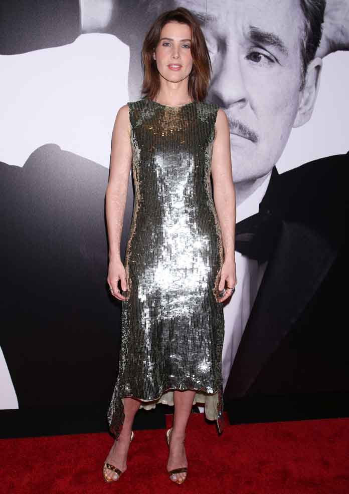 Get The Look: Cobie Smulders At 'Present Laughter' Broadway Opening Night