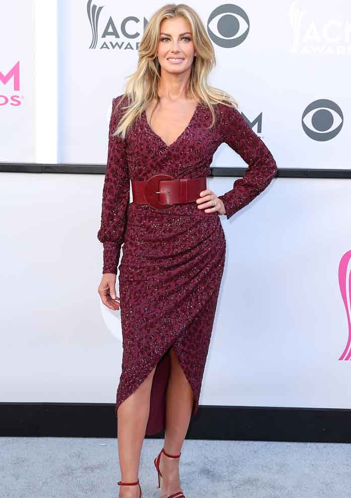 Faith Hill, Maren Morris, Keslea Ballerini, Carrie Underwood Amongst ACM Awards Best Dressed