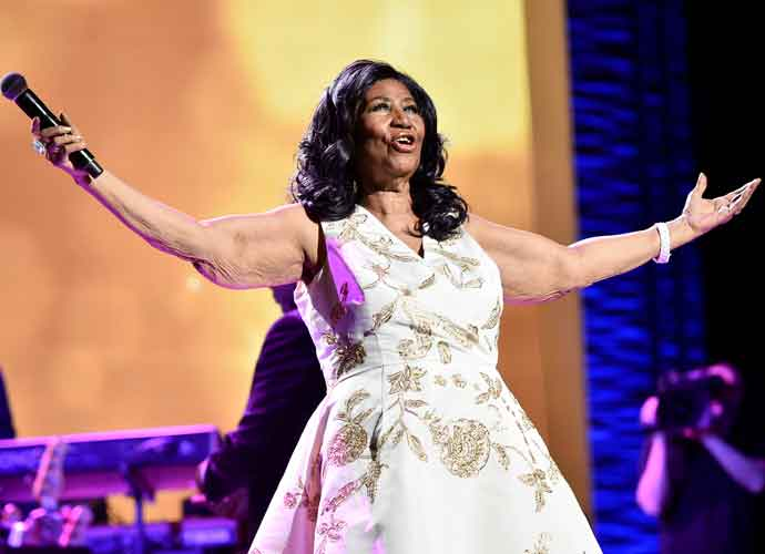 Aretha Franklin, The 'Queen of Soul', Dies At 76