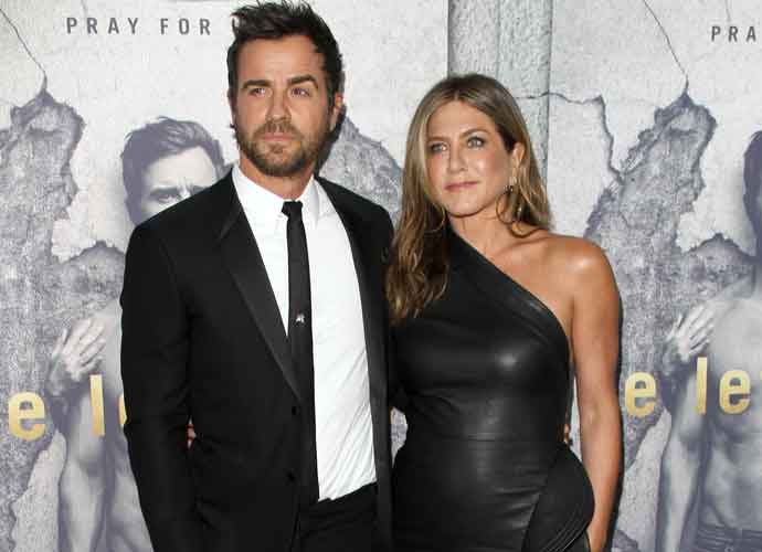 Jennifer Aniston & Justin Theroux Split After Seven Years Together