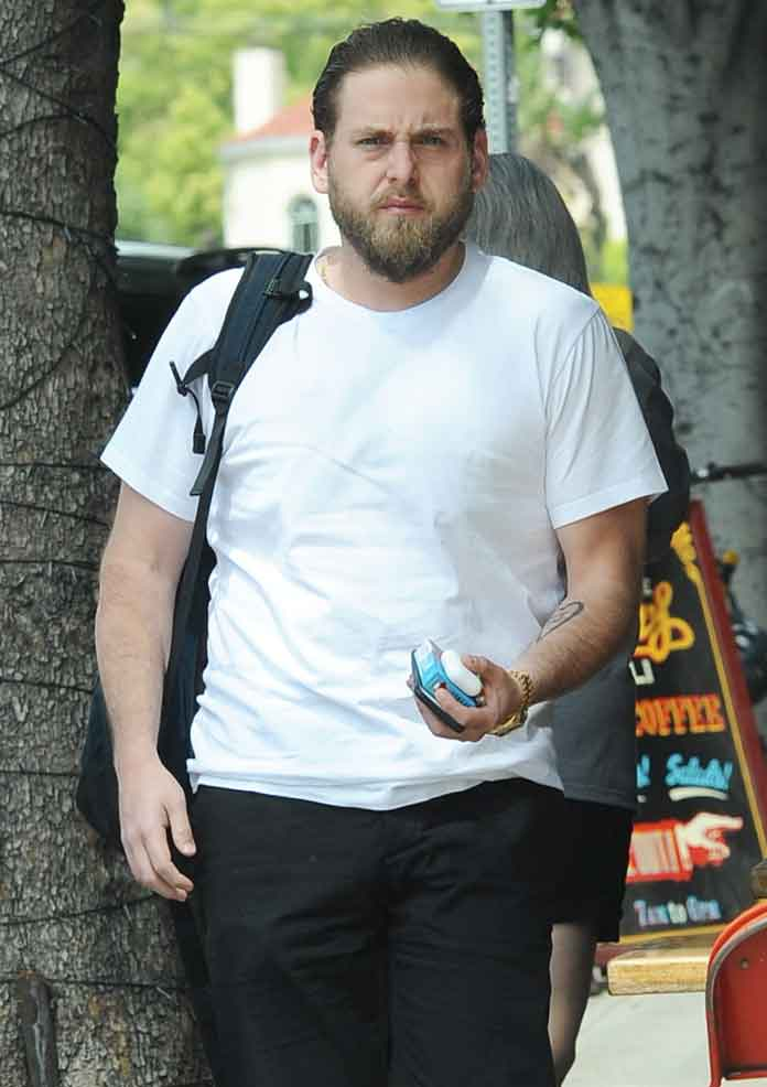 Jonah Hill Makes Headlines With Buff Body [PHOTOS]