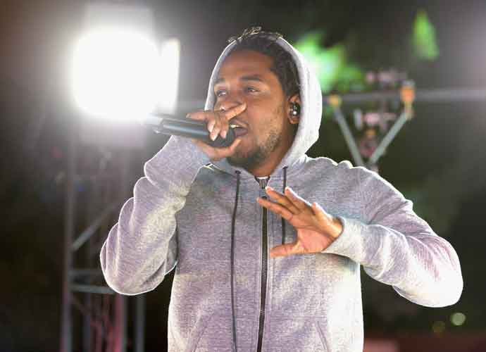 Kendrick Lamar Becomes The First Rapper To Win Pulitzer Prize