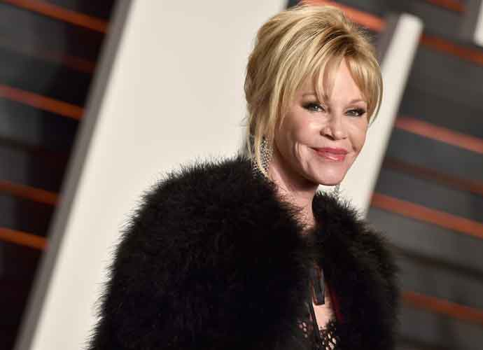 Melanie Griffith Admits To Getting Bad Plastic Surgery Over 20 Years Ago