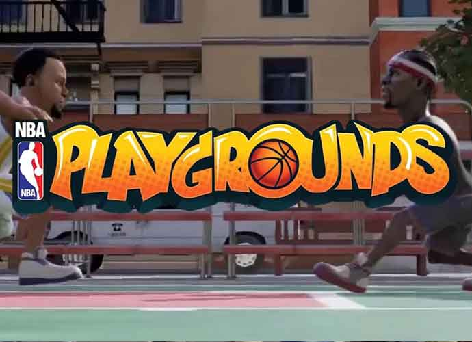 Get Back In The Game Next Month With 'NBA Playgrounds'