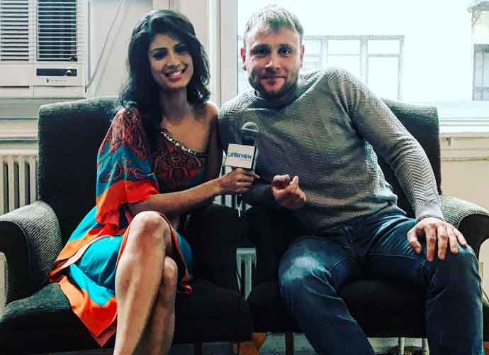 'Sense8' Stars Max Riemelt & Tina Desai On Season Two, Meaning Of The Netflix Series [Video Exclusive]