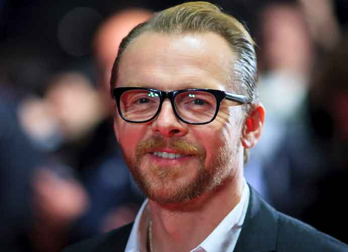 Simon Pegg Bio: In His Own Words [VIDEO EXCLUSIVE]