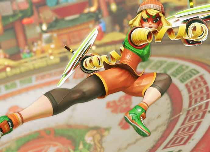 Spring Into Action With A New Fighter & Tools In 'ARMS'