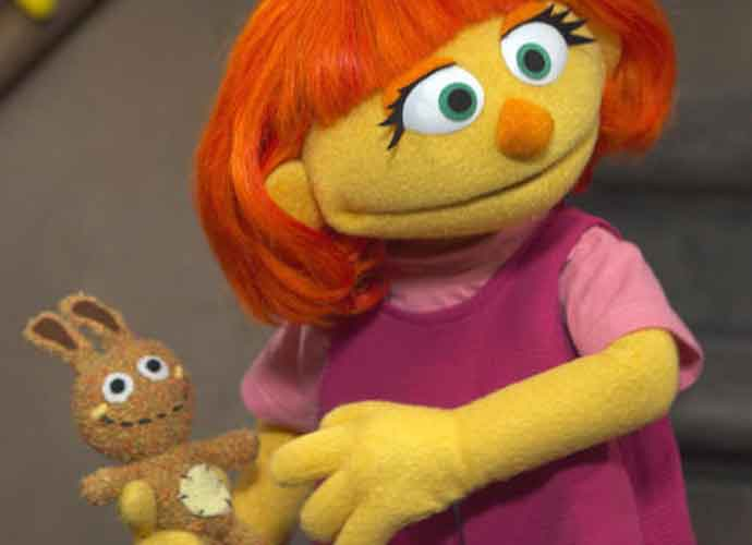 'Sesame Street' Debuts Julia, Muppet With Autism