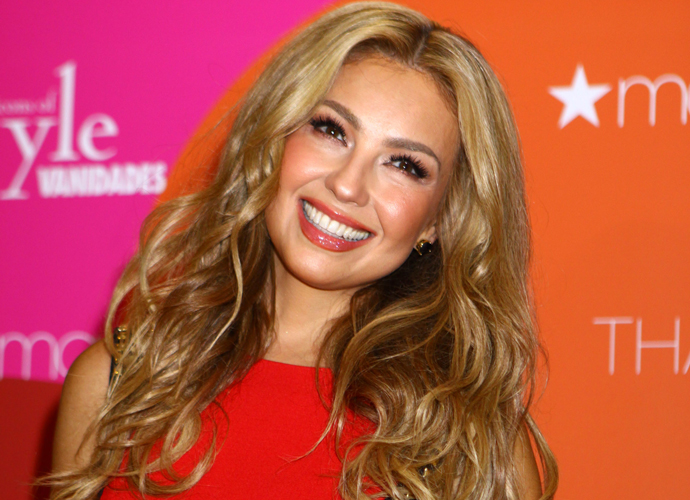 Thalia Sued For Failing To Promote Fashion Brand