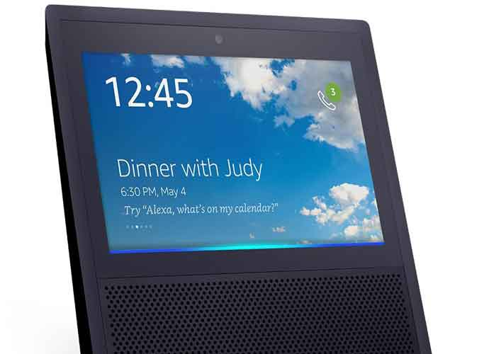 Amazon Echo Show Preview: More Hands-On Than Prior Alexa Devices