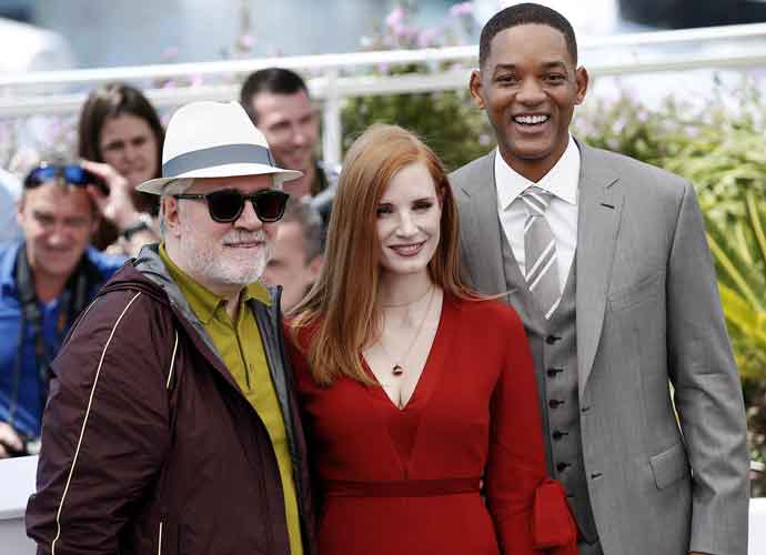 Jessica Chastain Disturbed by Women's Roles At Cannes Film Festival