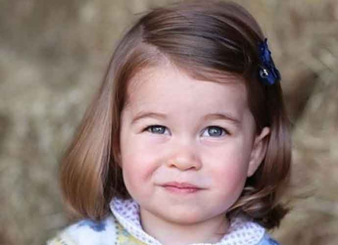 Kensington Palace Releases Photos Of Princess Charlotte's First Day Of Nursery School