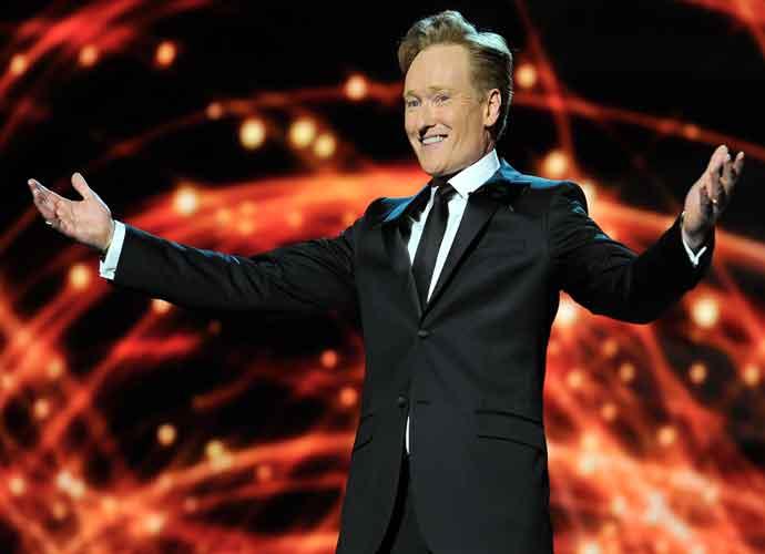 Conan O'Brien Sued Over Joke Theft Accusations