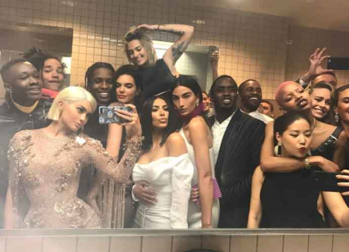 Kendall Jenner Takes Star-Studded Selfie At Met Gala 2017, Breaking 'No Selfie' Rule
