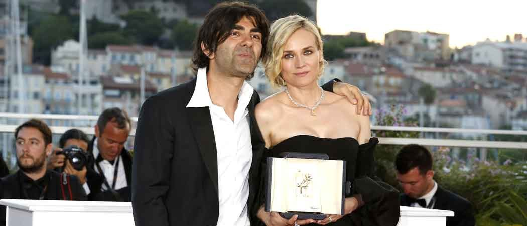 Diane Kruger Wins Best Actress Award At Cannes, Has To Get Tattoo After Losing Bet