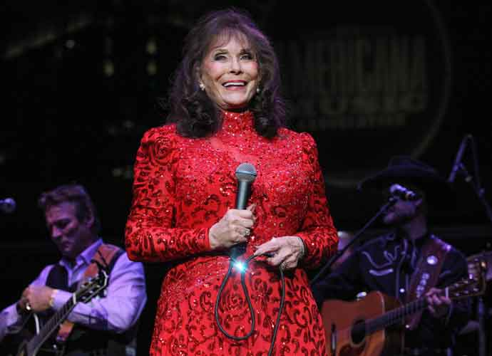 Loretta Lynn Says She's Better After Undisclosed Illness That Sent Her To Hospital