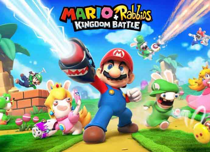 'Mario + Rabbids Kingdom Battle' Key Art & Details Leaked, Slated For E3 Reveal