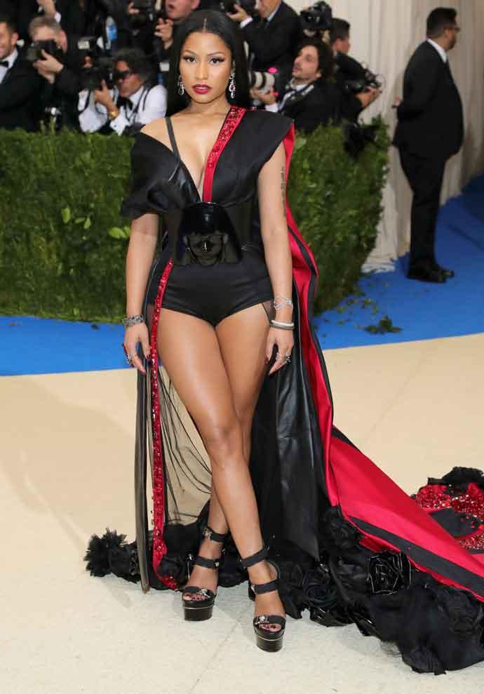 Met Gala 2017: Nicki Minaj, Miranda Kerr, Celine Dion Among Best Dressed [PHOTO SLIDESHOW]