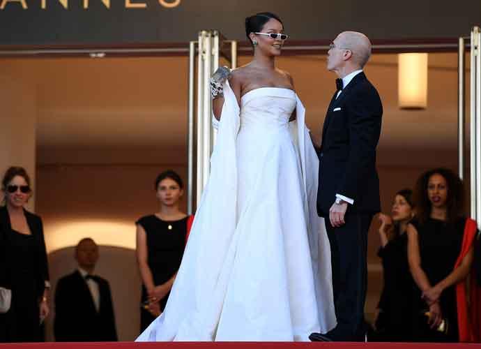 Rihanna Debuts New Chopard Partnership At Cannes Film Festival
