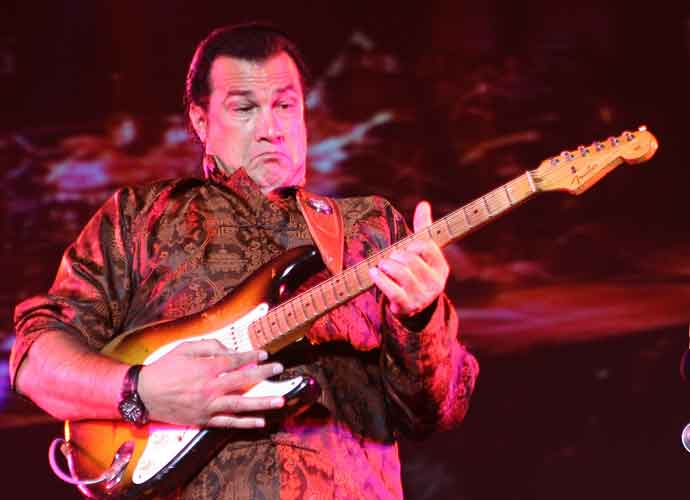 Steven Seagal Will Not Face Charges In Sexual Assault Case Brought By Faviola Dadis