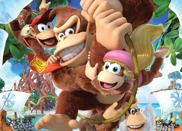 'Donkey Kong Country: Tropical Freeze' Game Review: King Of The Jungle & Platforming