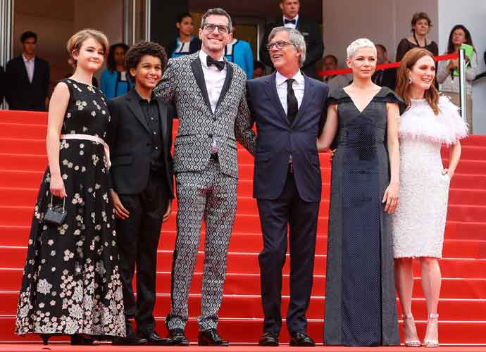 Julianne Moore, Michelle Williams & Cast Of 'Wonderstruck' Attends Cannes Film Festival 2017